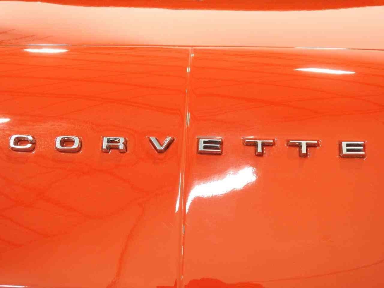 Large Picture of '74 Corvette - L7ZH