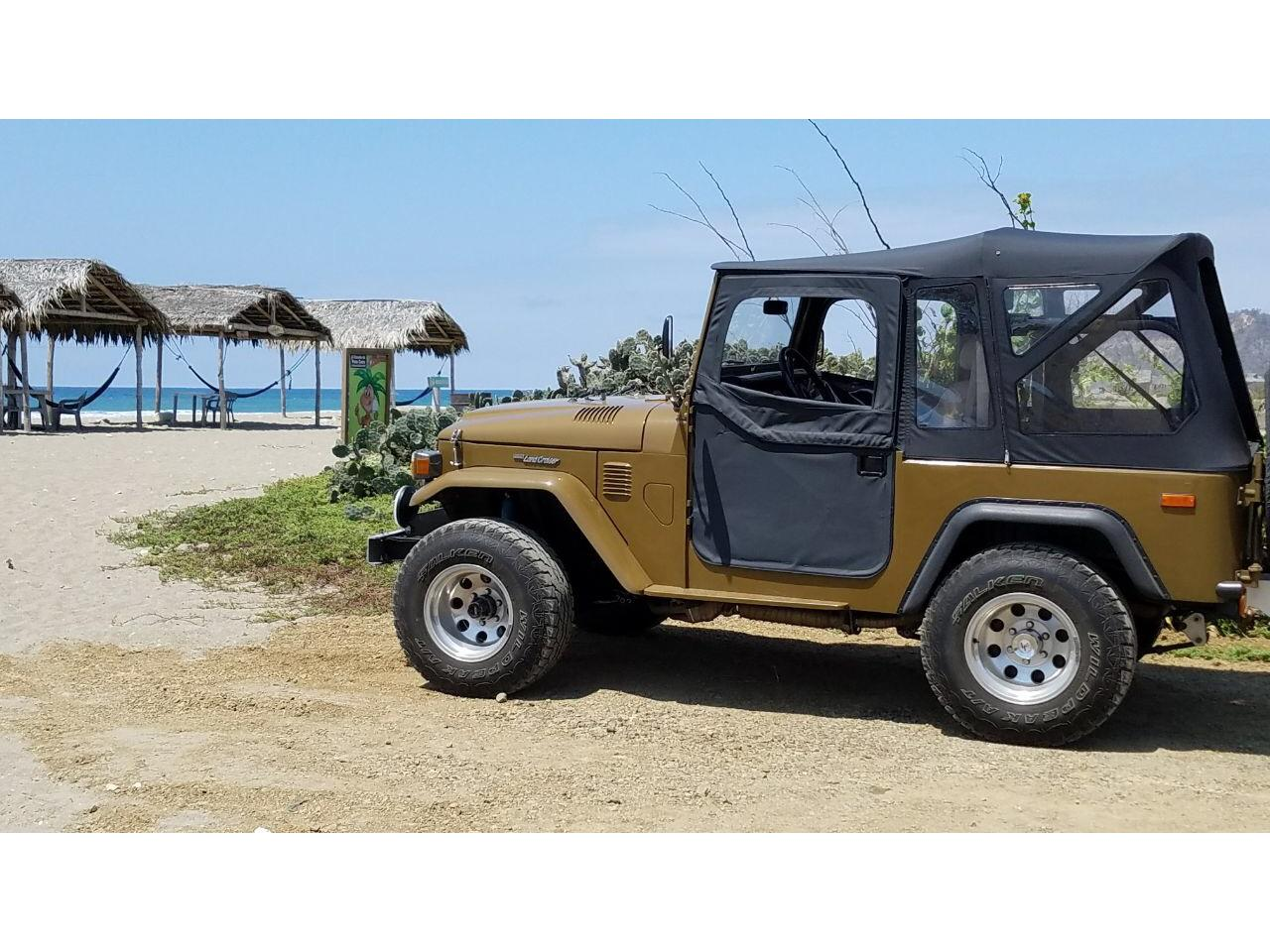 Large Picture of 1980 Toyota Land Cruiser FJ Offered by a Private Seller - L8UU