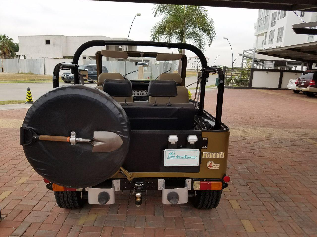 Large Picture of 1980 Land Cruiser FJ located in Guayaquil Guayas - $50,000.00 - L8UU