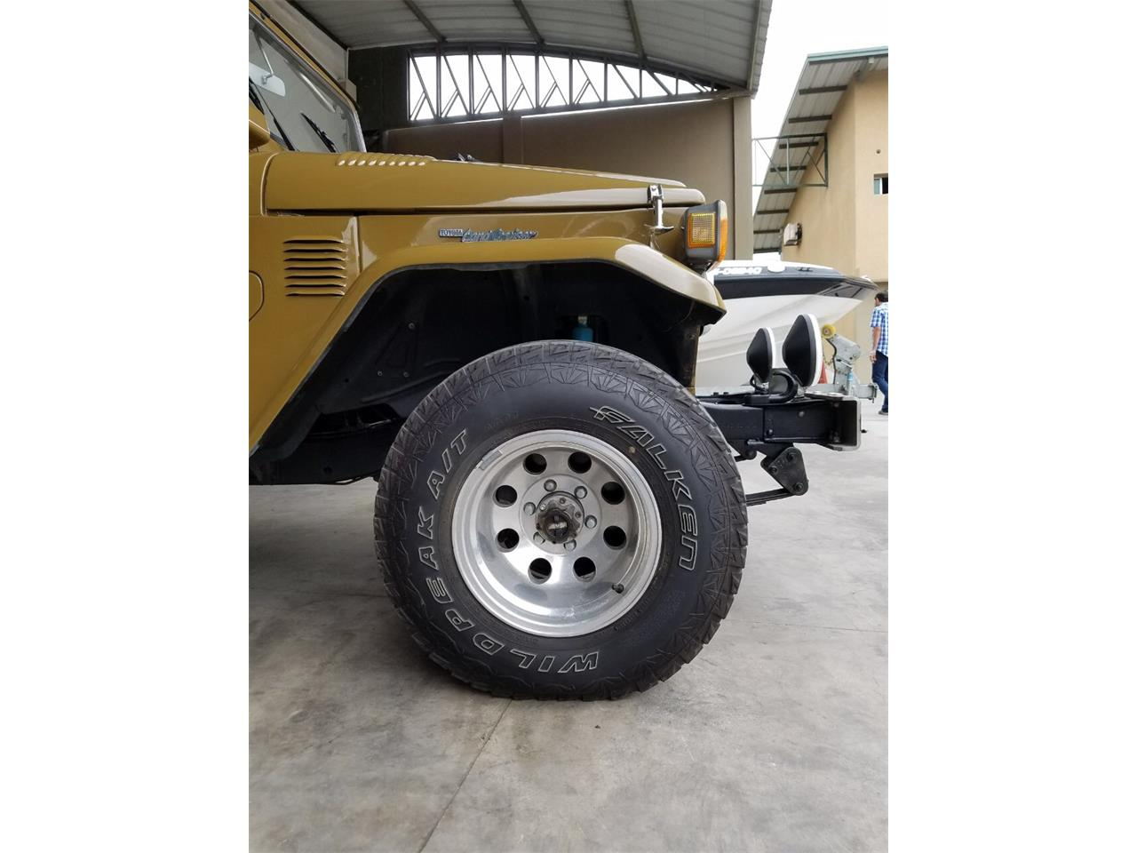 Large Picture of '80 Toyota Land Cruiser FJ located in Guayaquil Guayas Offered by a Private Seller - L8UU