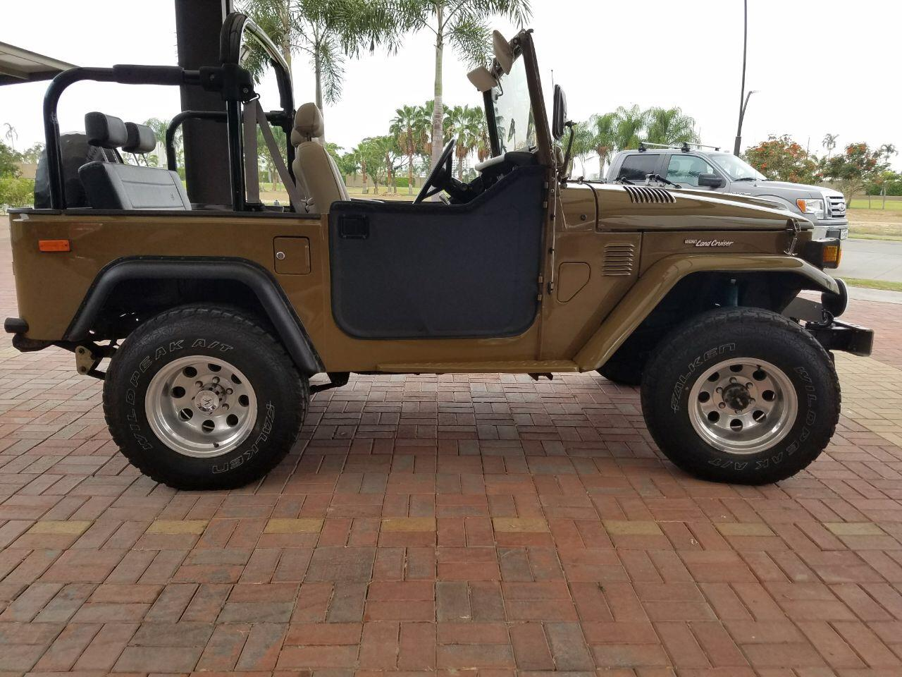 Large Picture of '80 Land Cruiser FJ Offered by a Private Seller - L8UU