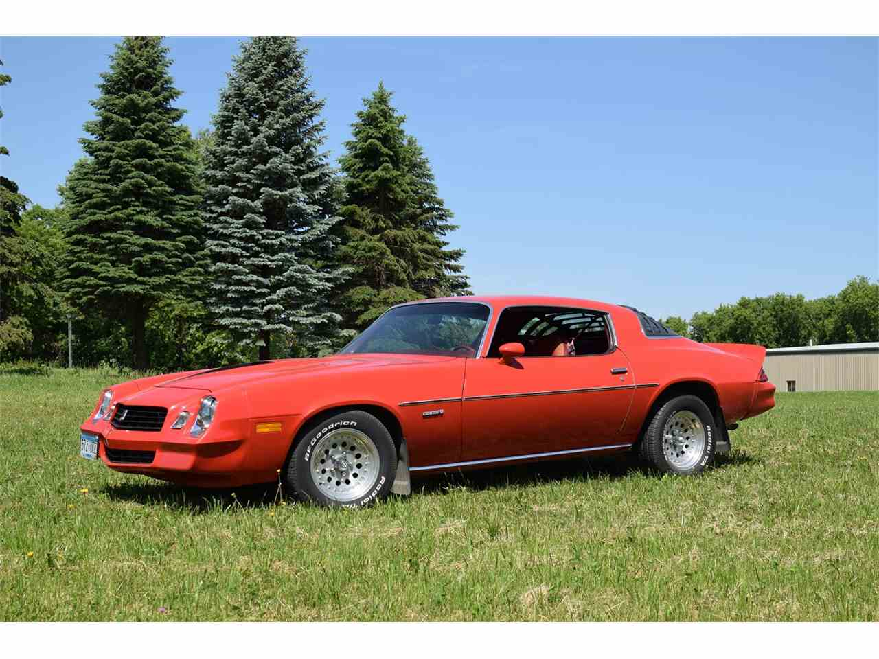 Large Picture of 1979 Camaro located in Watertown  Minnesota - $7,500.00 Offered by Hooked On Classics - L8UX