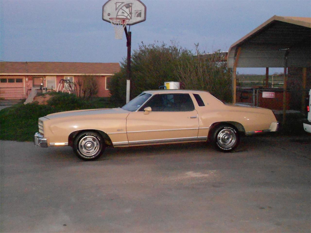 Large Picture of '76 Monte Carlo - L8UZ