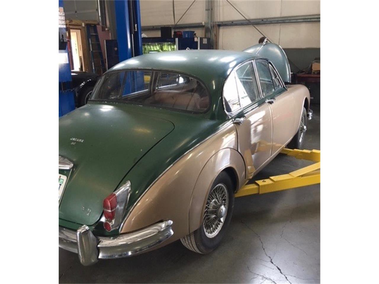Large Picture of '61 Mark II - L8VX