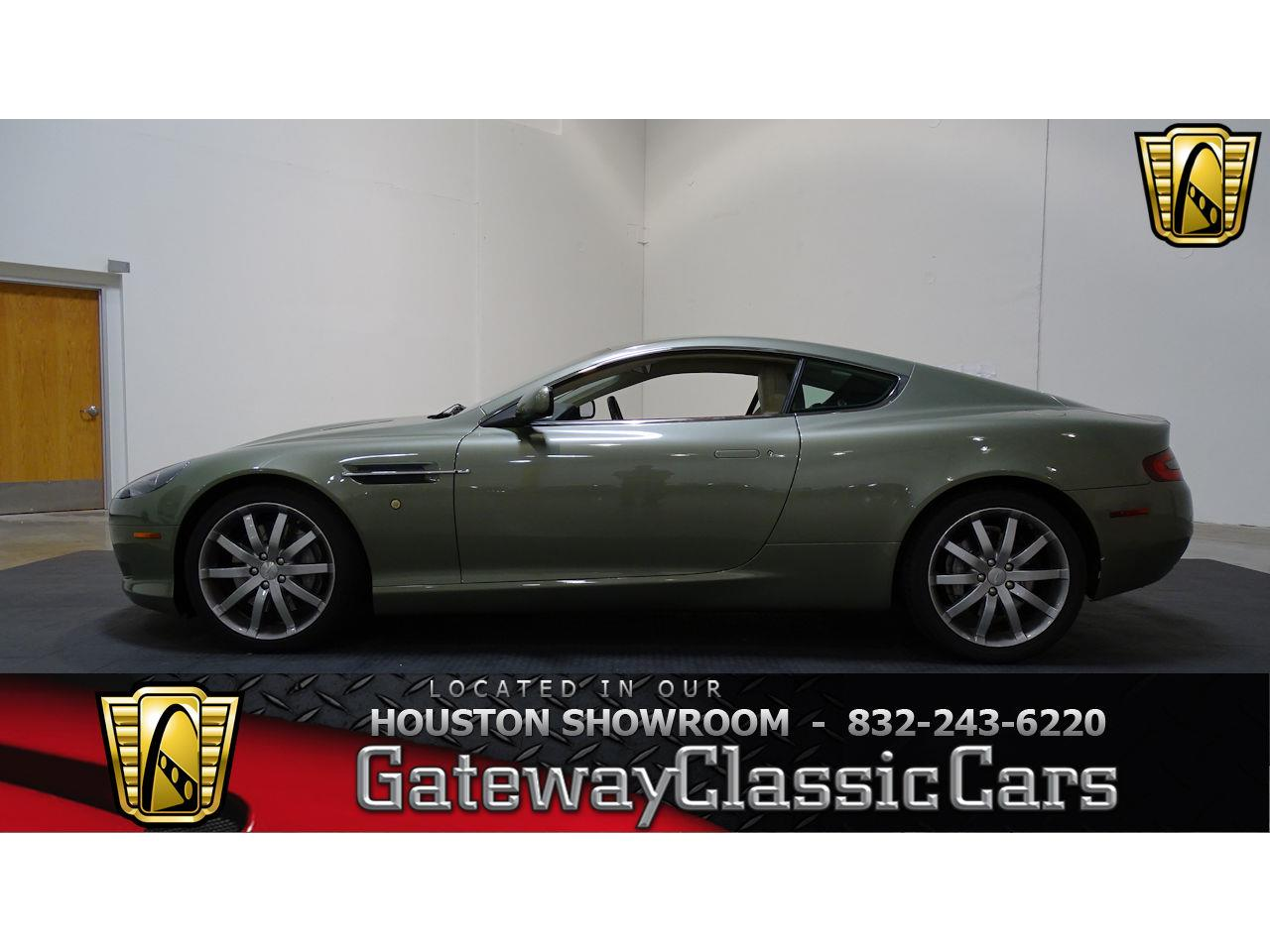 Large Picture of 2005 Aston Martin DB9 located in Texas Offered by Gateway Classic Cars - Houston - L7ZM