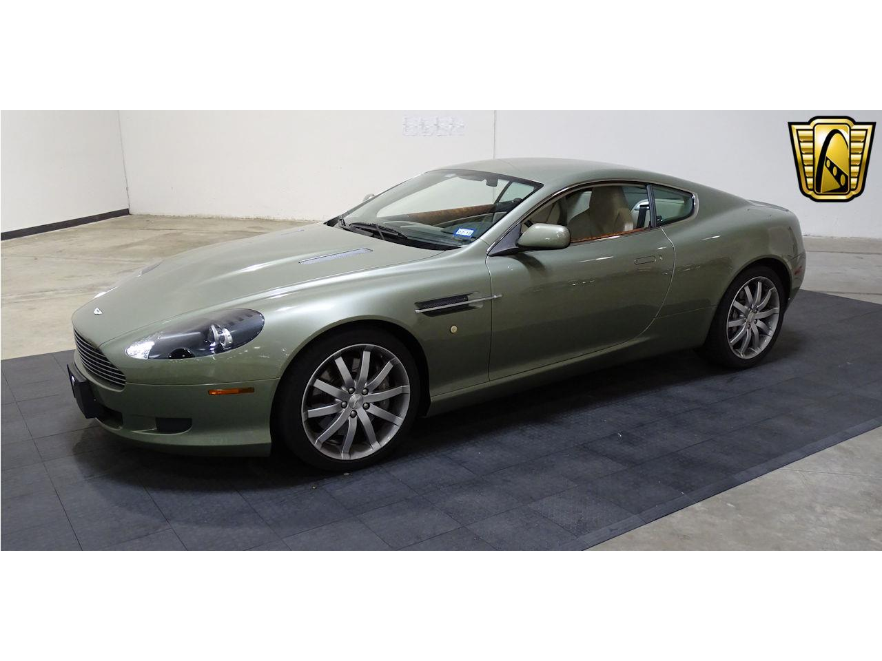 Large Picture of '05 Aston Martin DB9 located in Texas Offered by Gateway Classic Cars - Houston - L7ZM