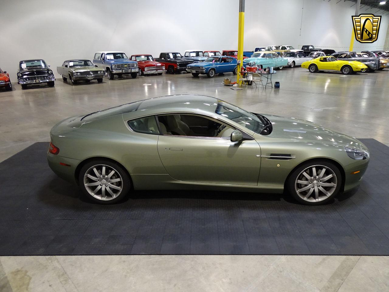 Large Picture of 2005 DB9 located in Houston Texas - L7ZM