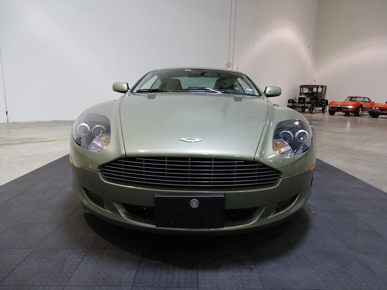 Large Picture of 2005 Aston Martin DB9 located in Houston Texas Offered by Gateway Classic Cars - Houston - L7ZM