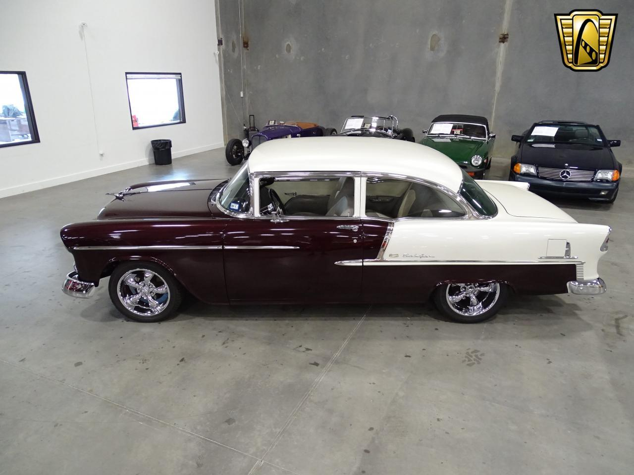 1955 Chevrolet Bel Air For Sale Cc 990132 4 Door Large Picture Of 55 L7zo