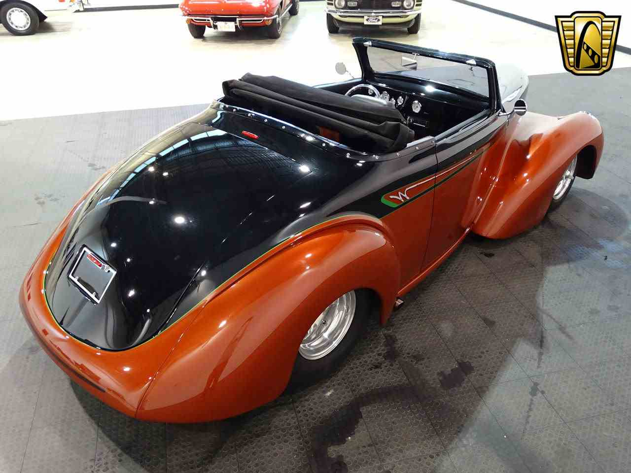 Large Picture of '41 Cabriolet - L8WQ