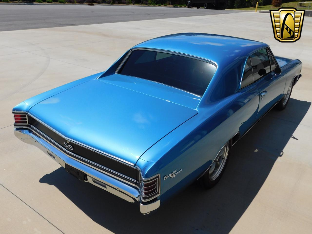 Large Picture of '67 Chevelle - L8WX