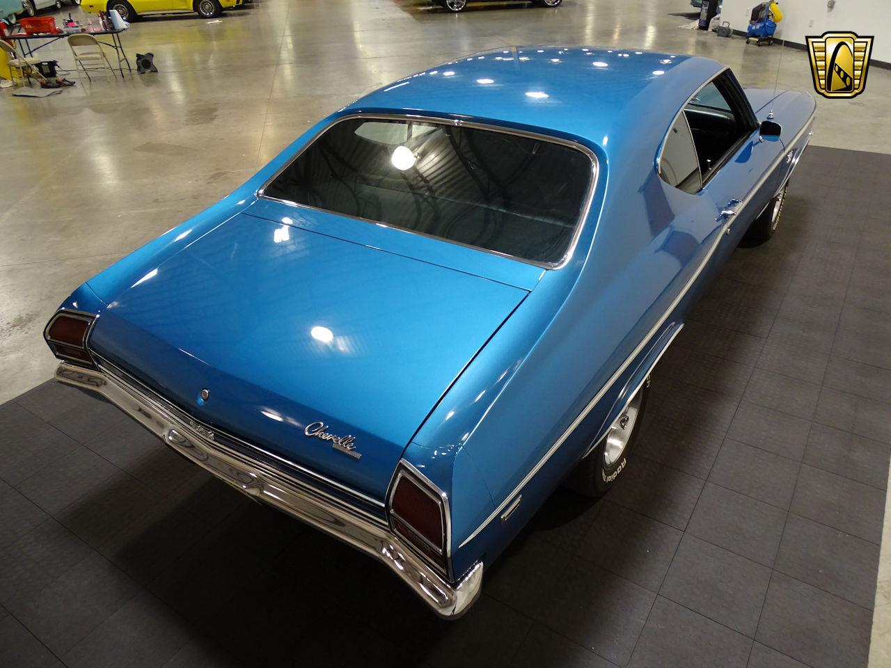 Large Picture of '69 Chevelle - L7ZP