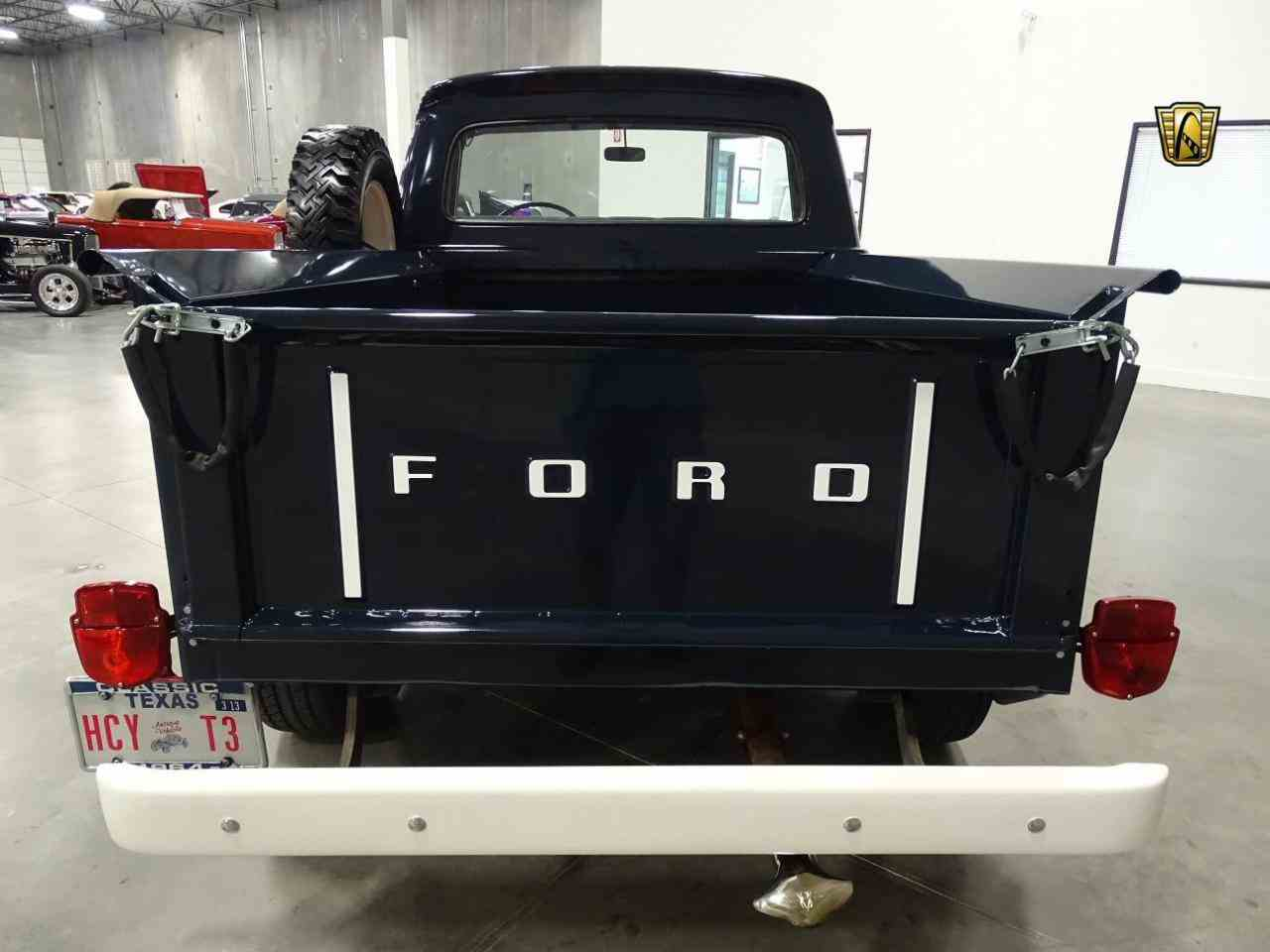 Large Picture of '64 F100 - L7ZQ