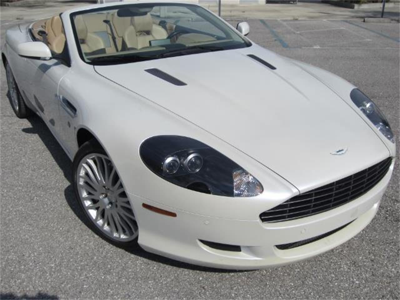 Large Picture of 2009 Aston Martin DB9 located in Delray Beach Florida - $64,900.00 - L8Y9