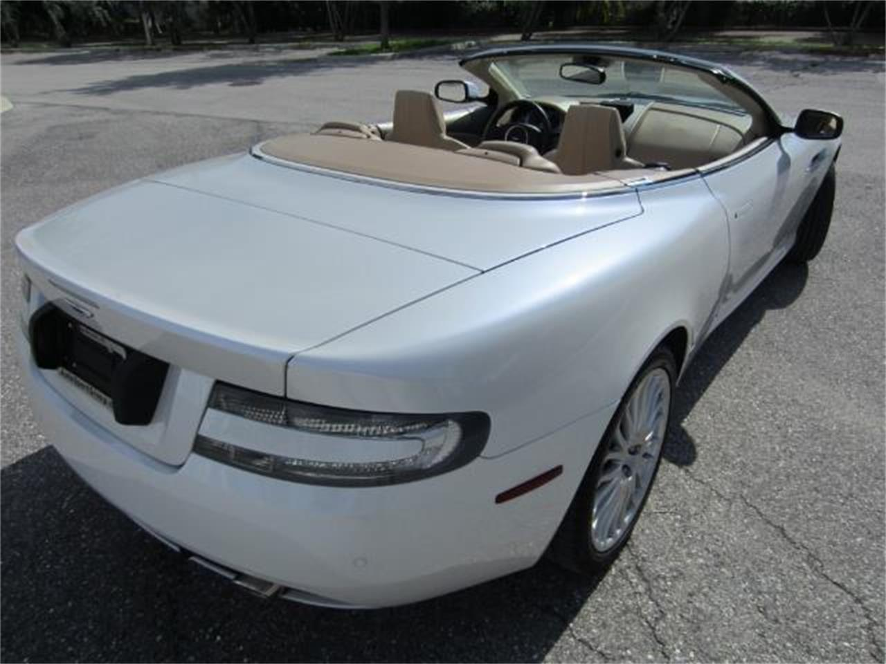 Large Picture of 2009 Aston Martin DB9 located in Florida Offered by Autosport Group - L8Y9