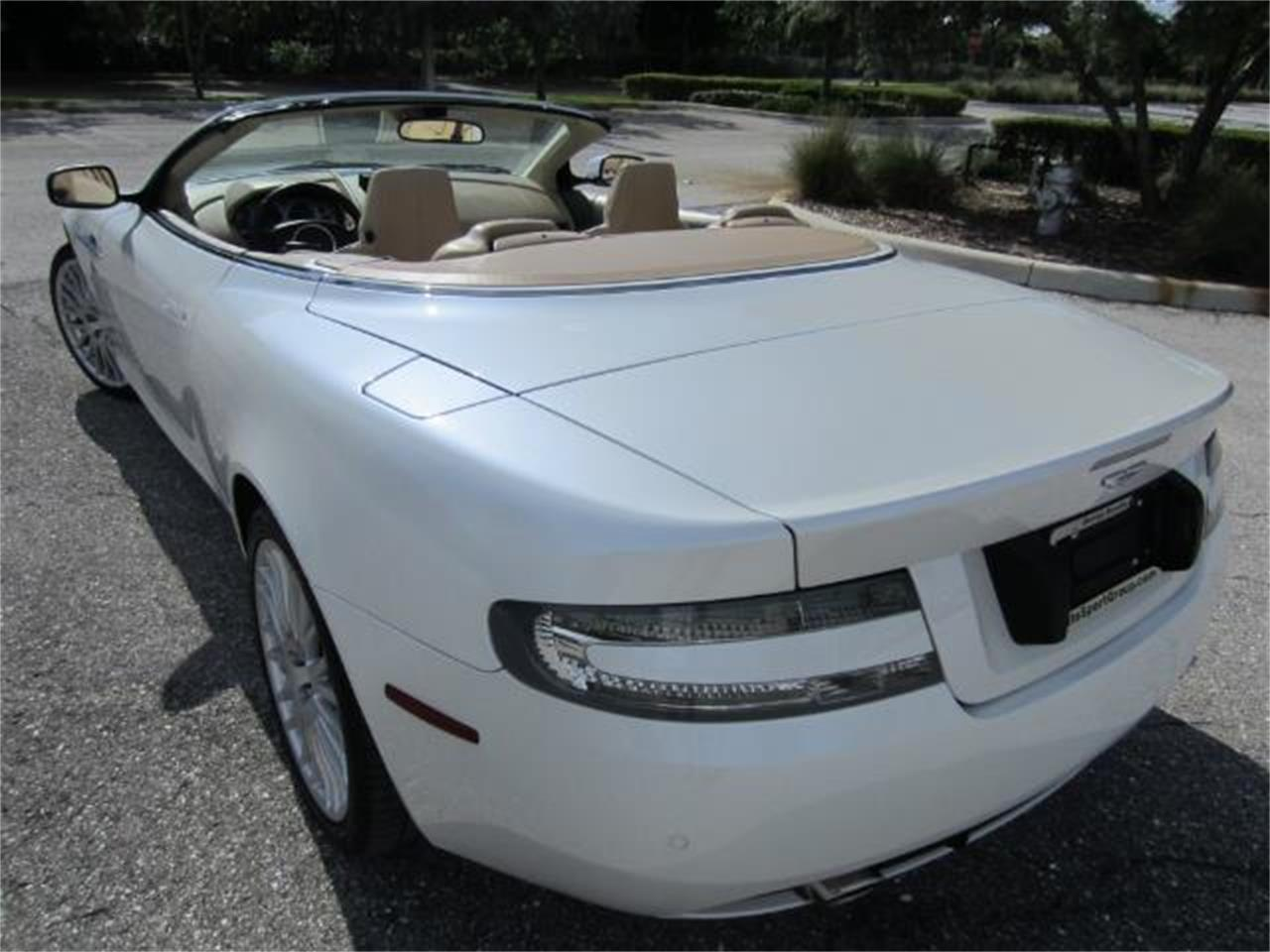 Large Picture of '09 Aston Martin DB9 located in Delray Beach Florida Offered by Autosport Group - L8Y9