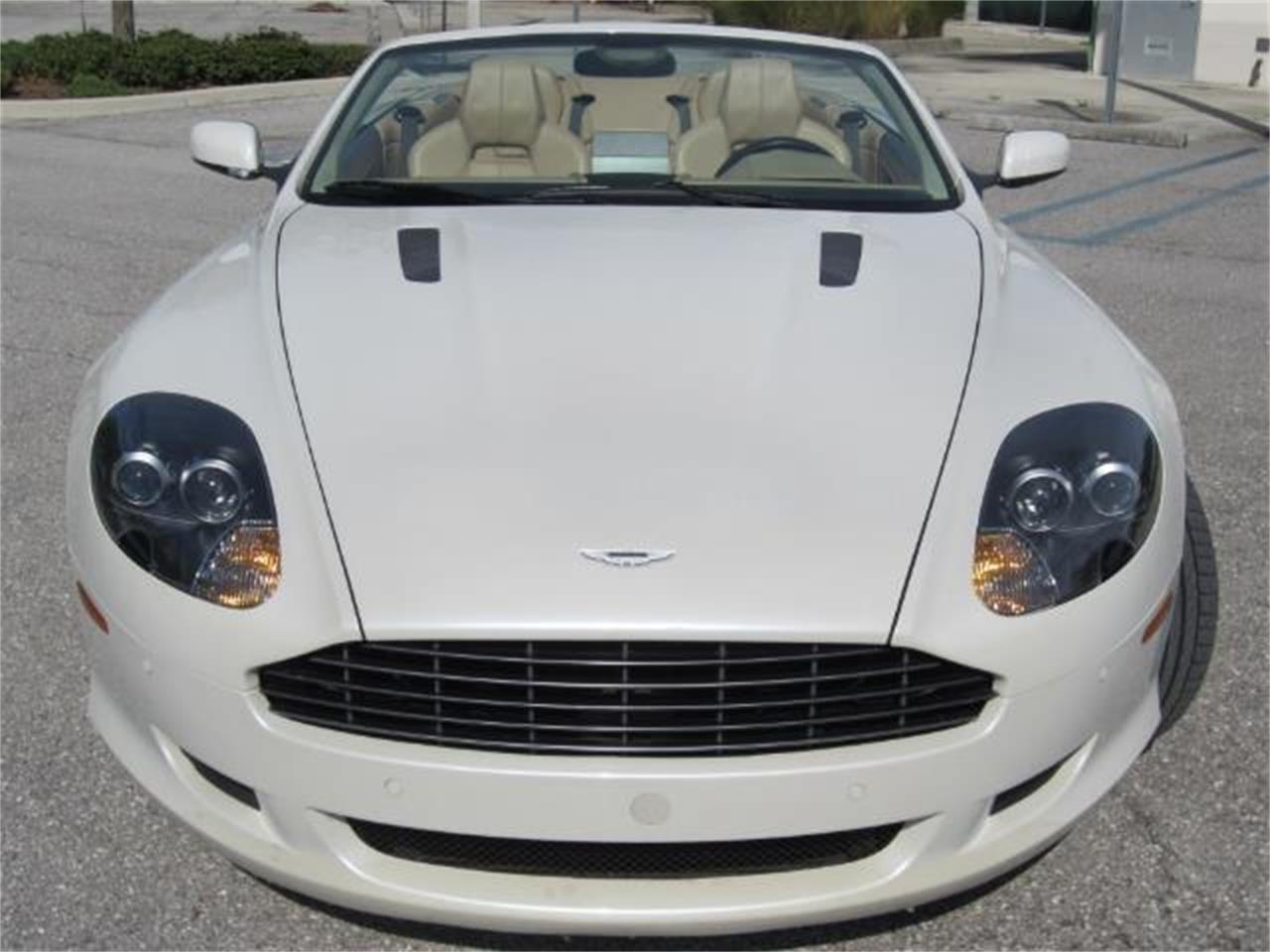 Large Picture of '09 Aston Martin DB9 located in Florida - $64,900.00 Offered by Autosport Group - L8Y9