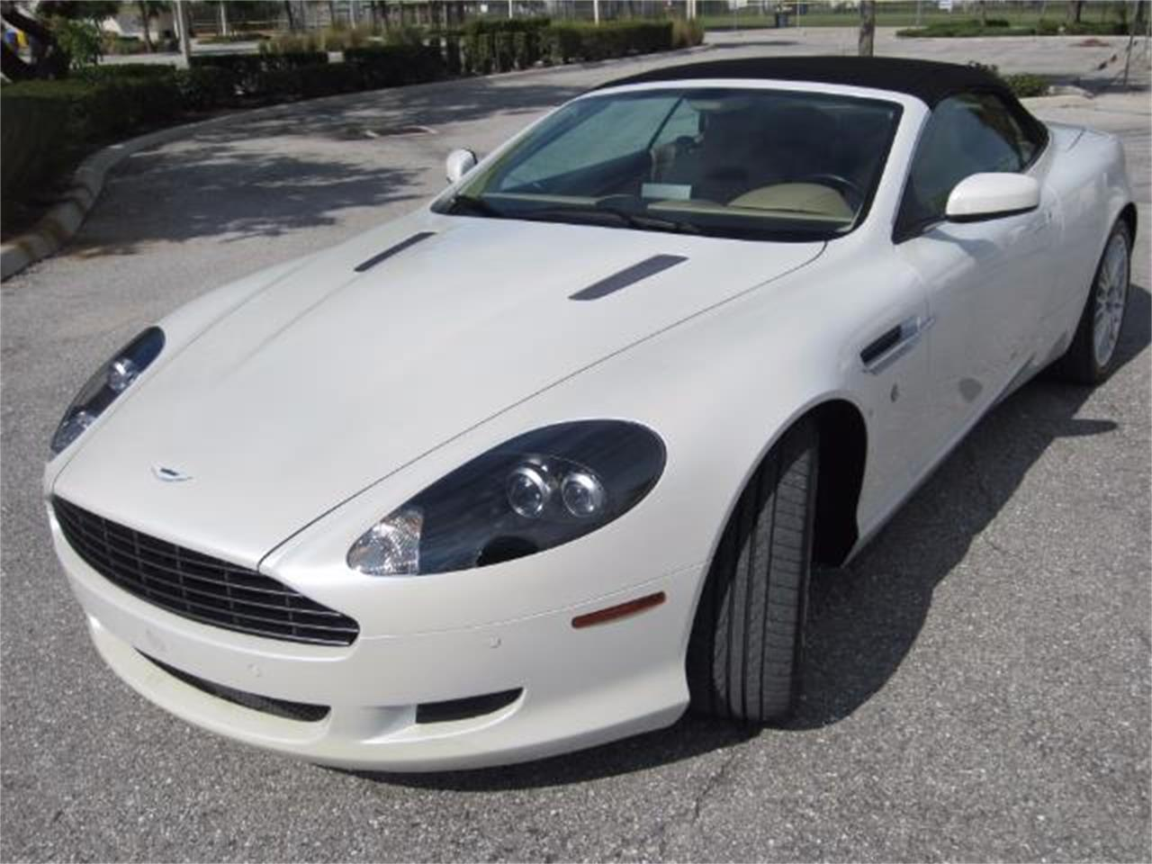 Large Picture of '09 Aston Martin DB9 located in Florida Offered by Autosport Group - L8Y9