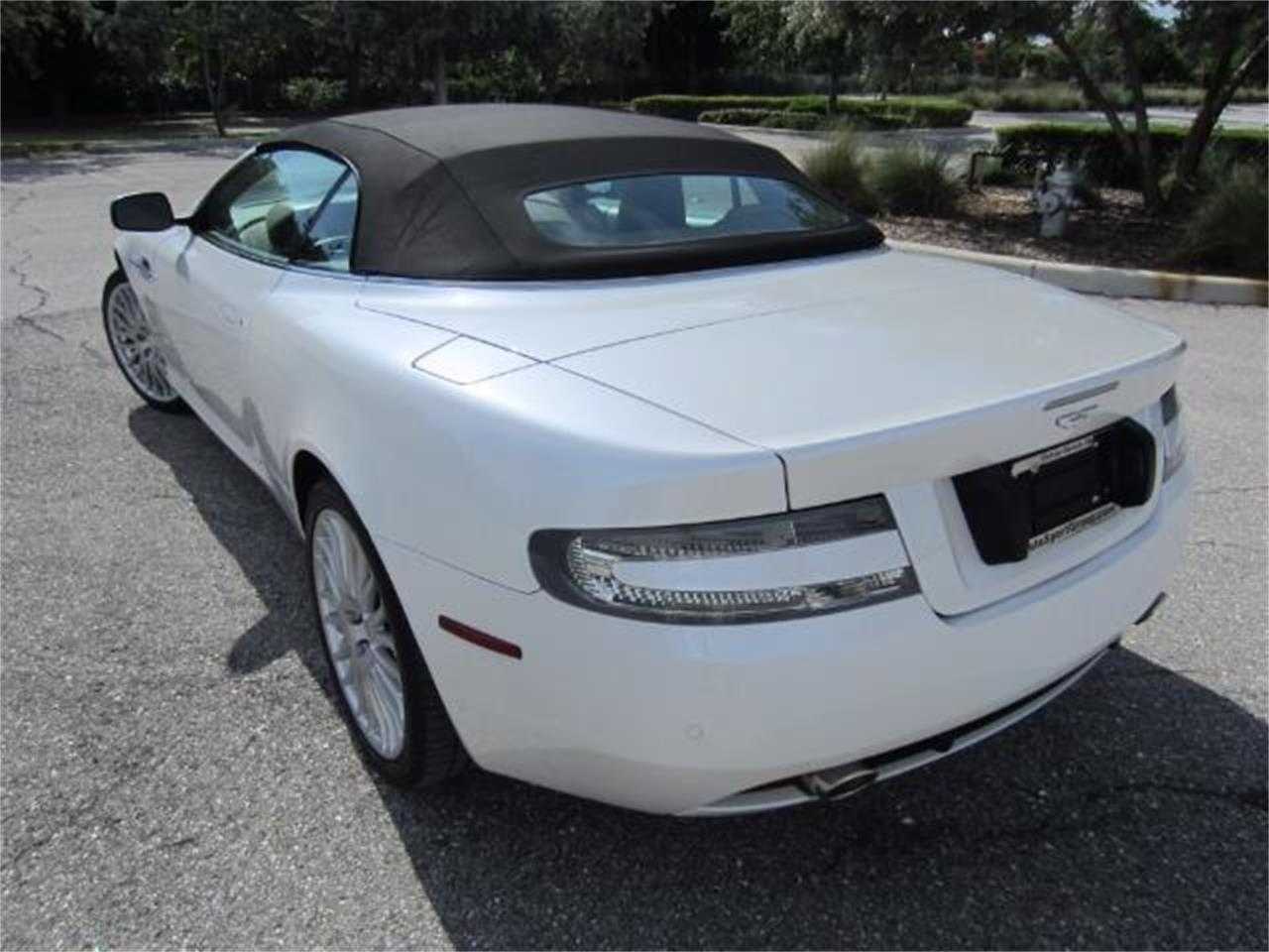 Large Picture of 2009 Aston Martin DB9 located in Delray Beach Florida - $64,900.00 Offered by Autosport Group - L8Y9