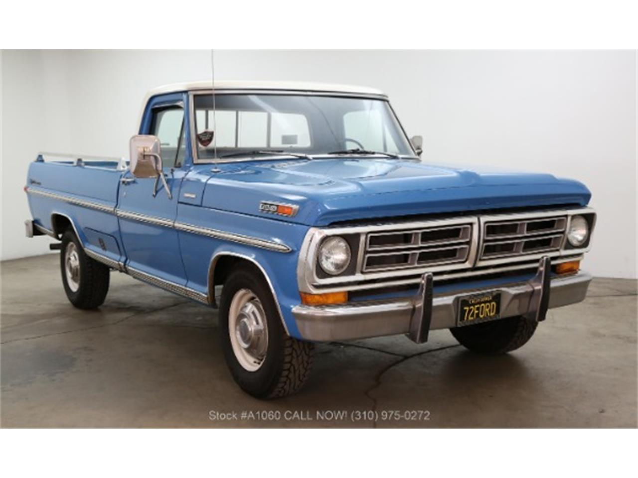 Large Picture of 1972 Ford F250 located in California - $13,500.00 Offered by Beverly Hills Car Club - L8ZC