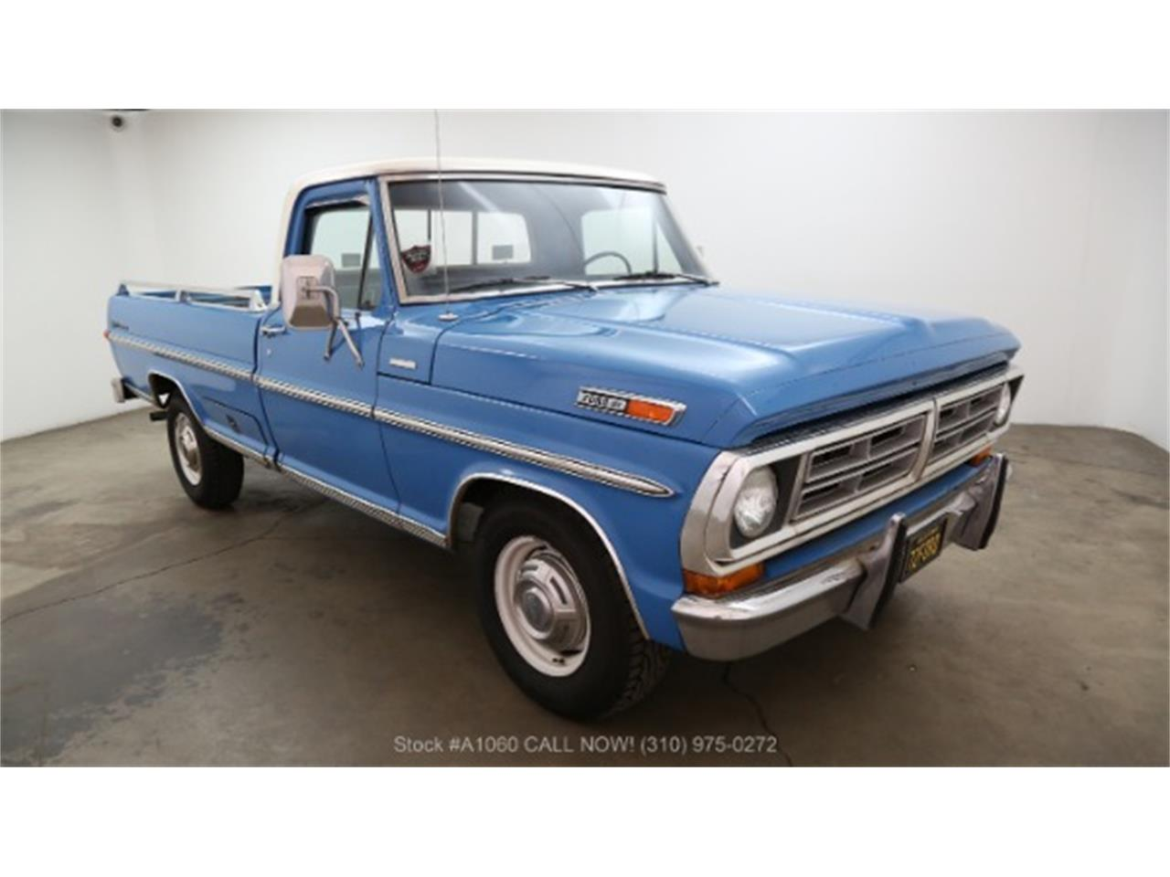 Large Picture of Classic 1972 Ford F250 - $13,500.00 Offered by Beverly Hills Car Club - L8ZC