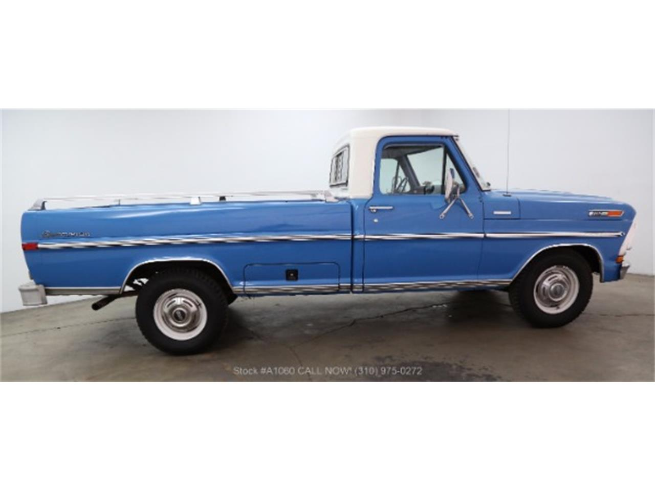 Large Picture of Classic 1972 Ford F250 located in California - L8ZC