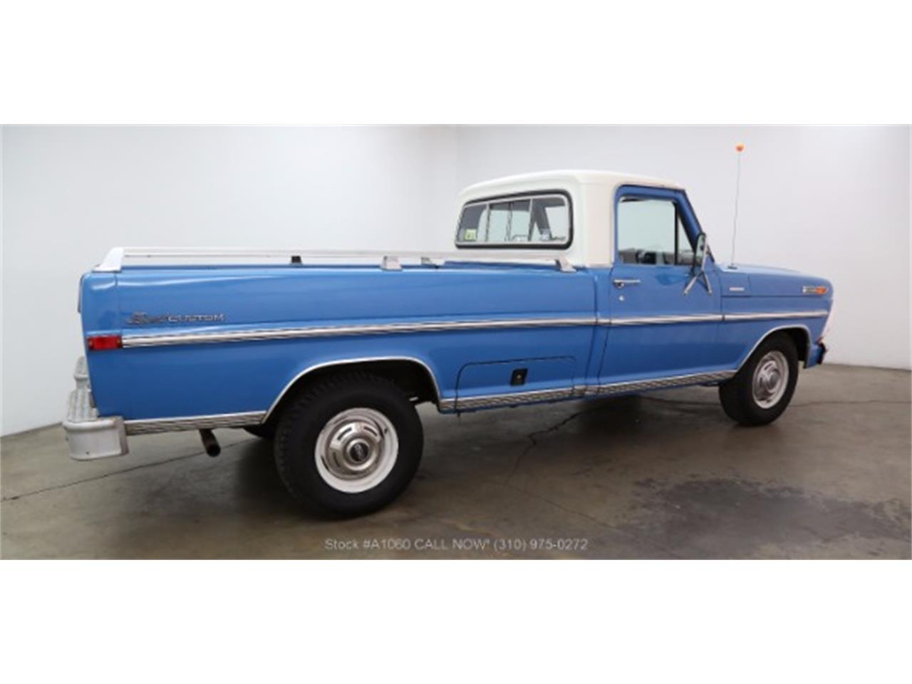 Large Picture of 1972 Ford F250 located in Beverly Hills California - L8ZC