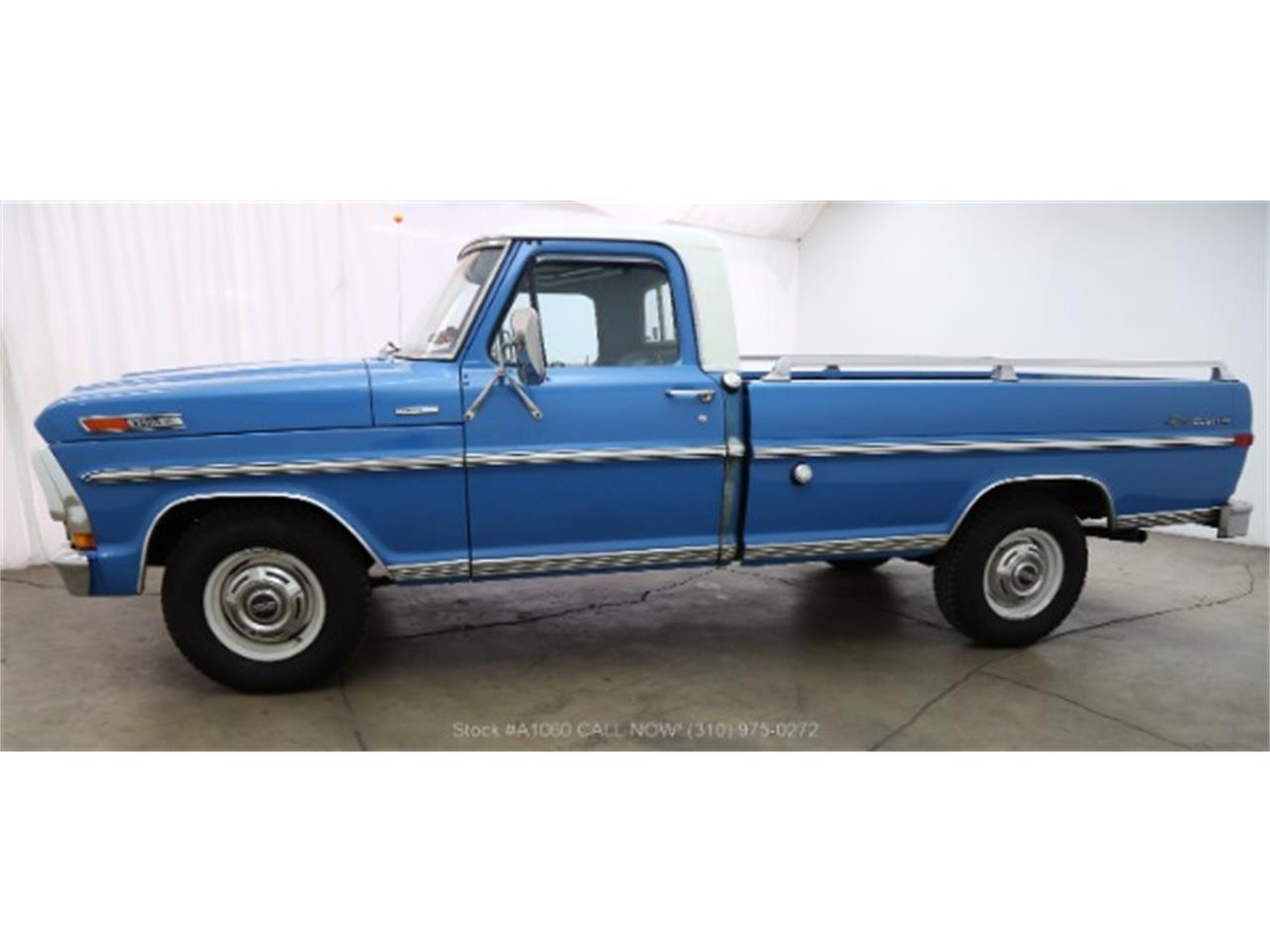 Large Picture of Classic 1972 F250 located in California - $13,500.00 Offered by Beverly Hills Car Club - L8ZC
