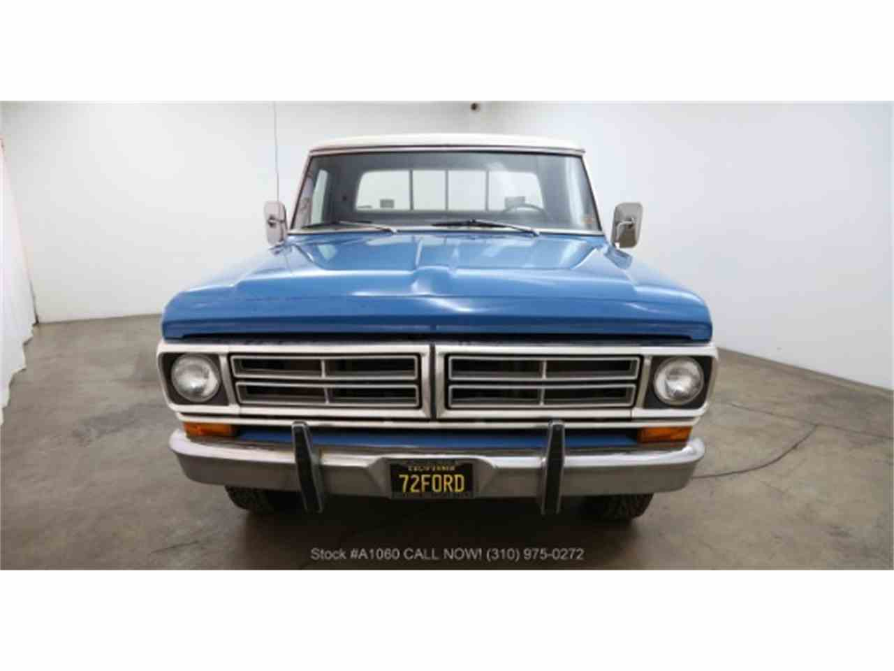 Large Picture of '72 F250 - L8ZC