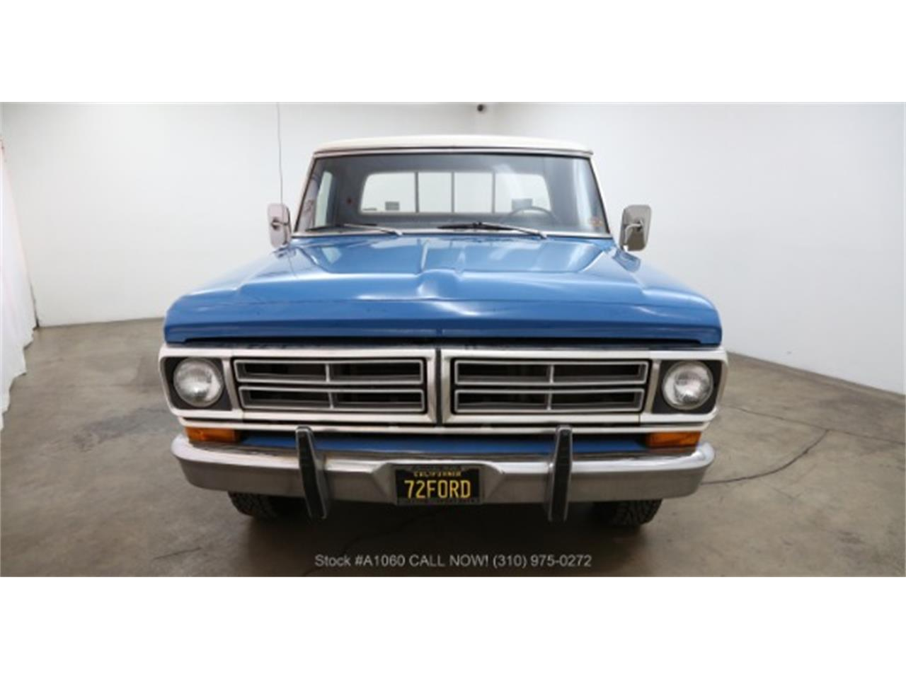 Large Picture of Classic 1972 F250 located in Beverly Hills California Offered by Beverly Hills Car Club - L8ZC