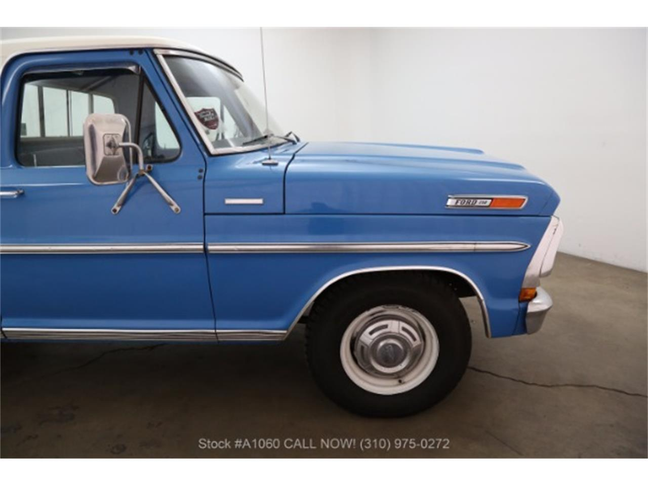 Large Picture of Classic 1972 Ford F250 located in Beverly Hills California - $13,500.00 Offered by Beverly Hills Car Club - L8ZC