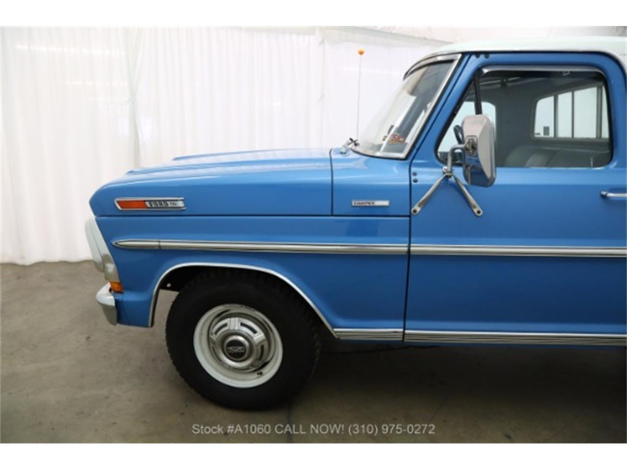 Large Picture of Classic '72 Ford F250 - L8ZC