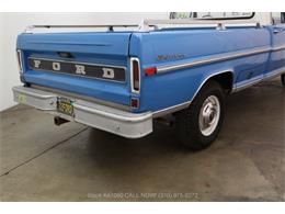 Picture of 1972 F250 located in Beverly Hills California - $13,500.00 - L8ZC