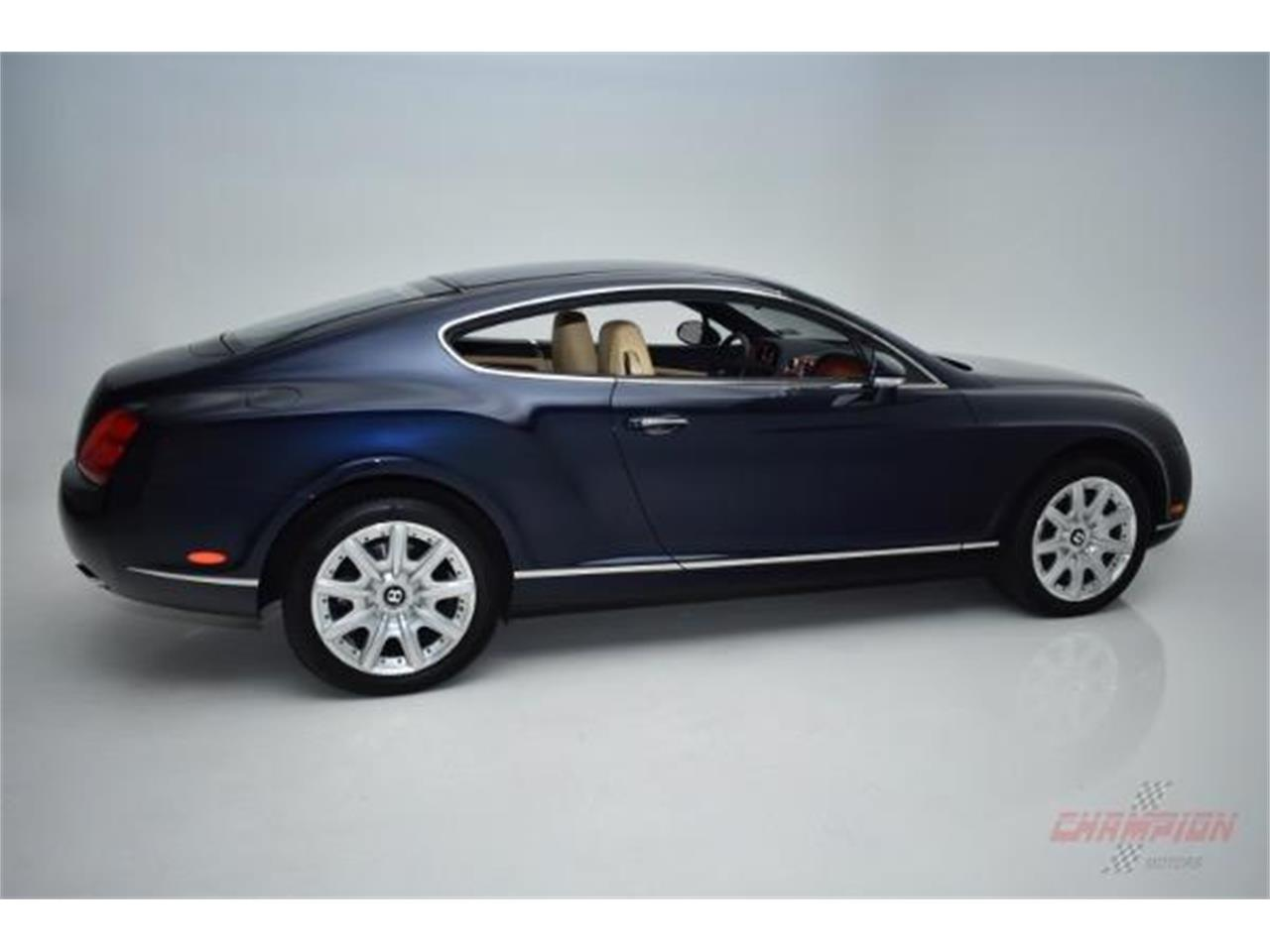 Large Picture of '05 Continental - L8ZE
