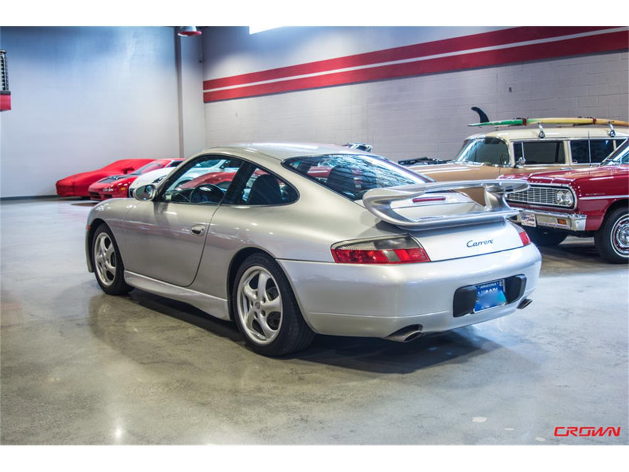 Large Picture of '99 911 - L7ZZ