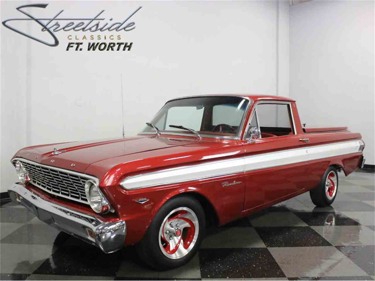 Large Picture of '64 Ranchero - L8ZT