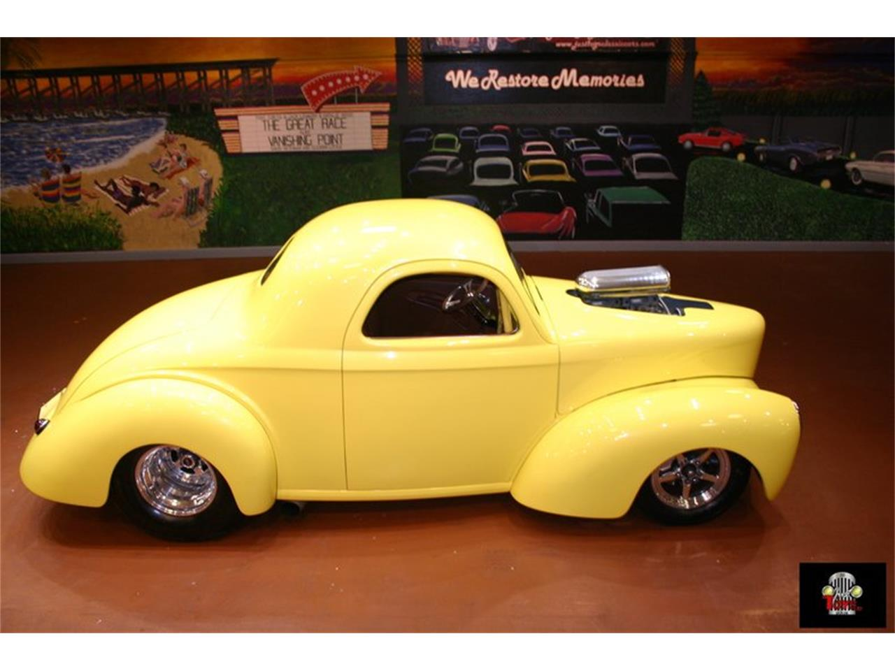 Large Picture of Classic 1941 Willys Street Rod located in Orlando Florida - L901