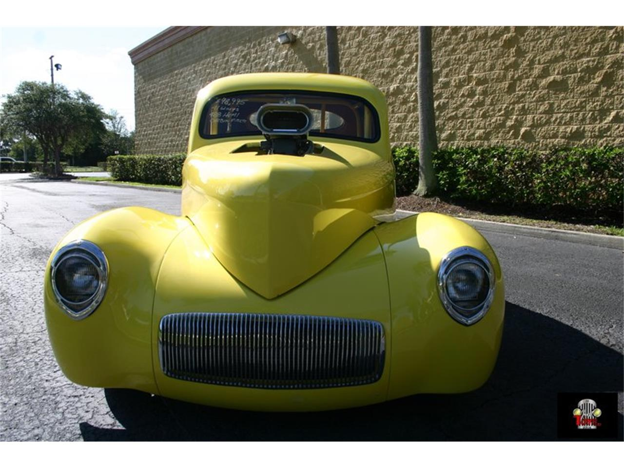 Large Picture of Classic 1941 Willys Street Rod located in Florida - $82,995.00 Offered by Just Toys Classic Cars - L901
