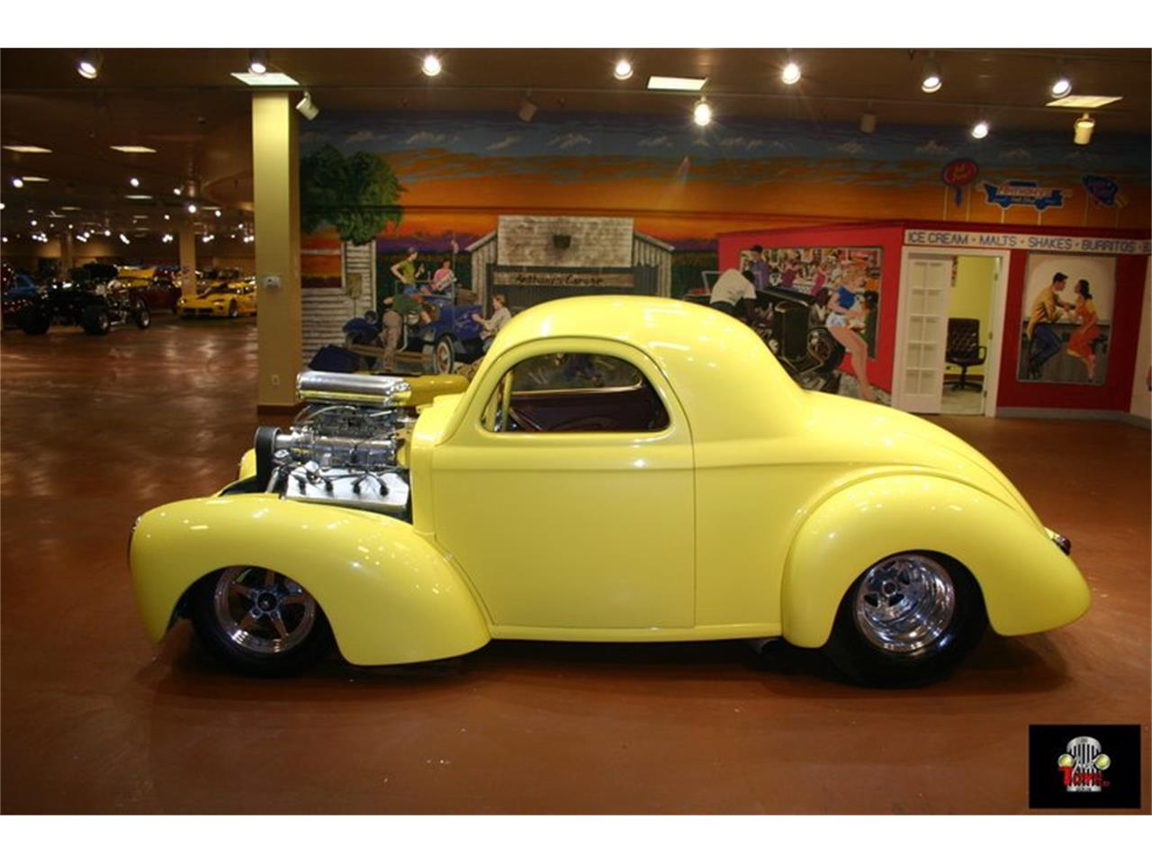 Large Picture of '41 Street Rod - $82,995.00 Offered by Just Toys Classic Cars - L901
