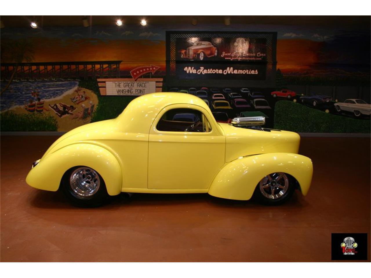 Large Picture of '41 Willys Street Rod - $82,995.00 Offered by Just Toys Classic Cars - L901