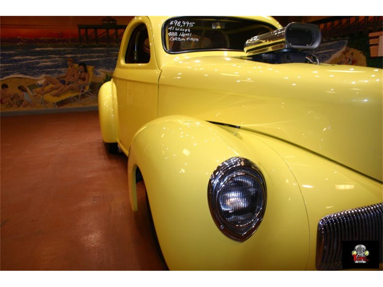 Large Picture of Classic '41 Willys Street Rod - $82,995.00 Offered by Just Toys Classic Cars - L901