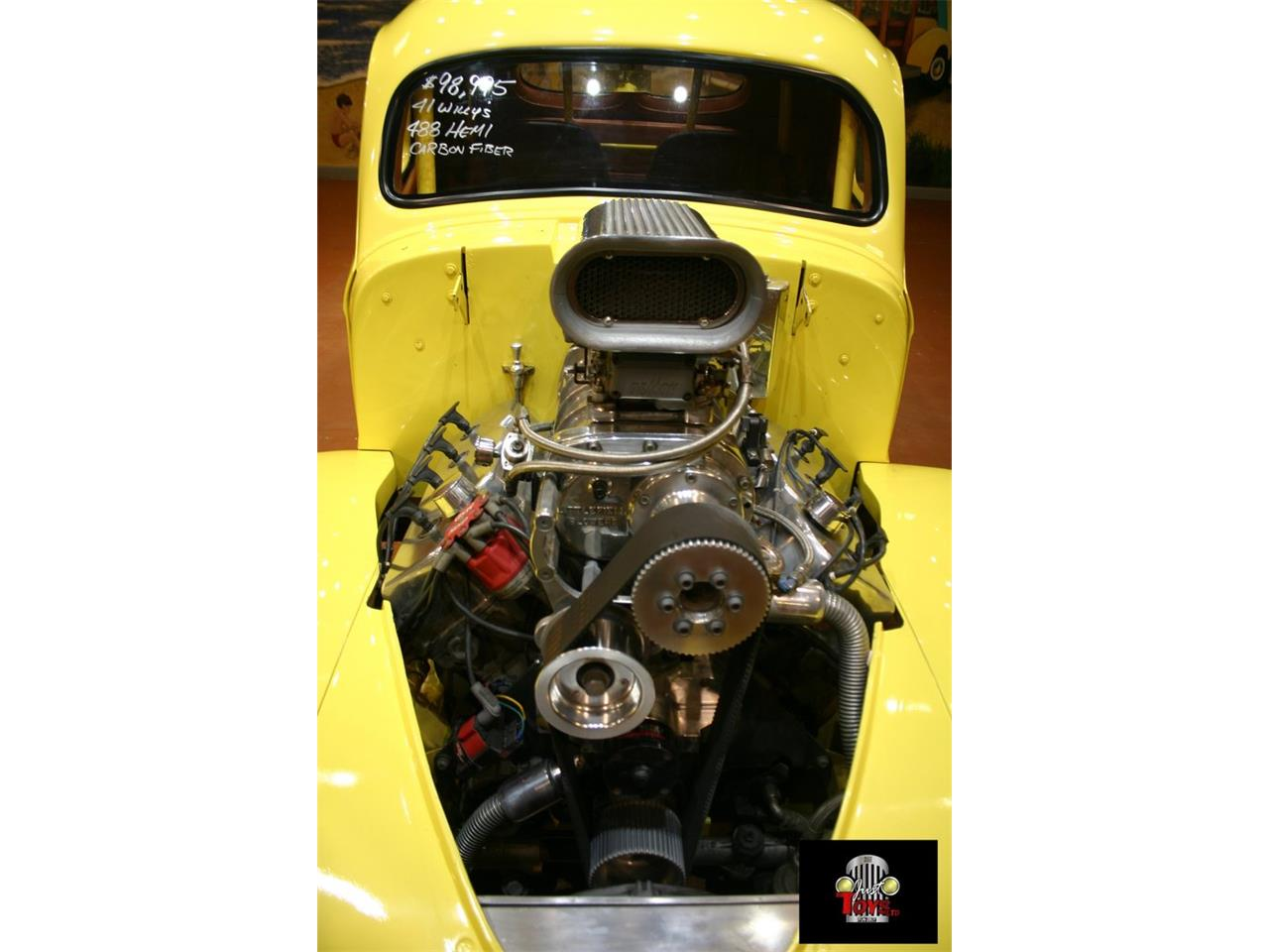Large Picture of 1941 Willys Street Rod located in Florida - $82,995.00 Offered by Just Toys Classic Cars - L901