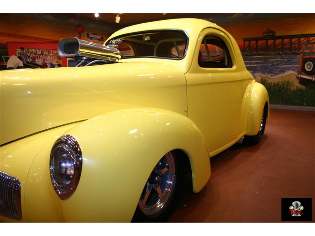Large Picture of 1941 Willys Street Rod located in Florida - L901