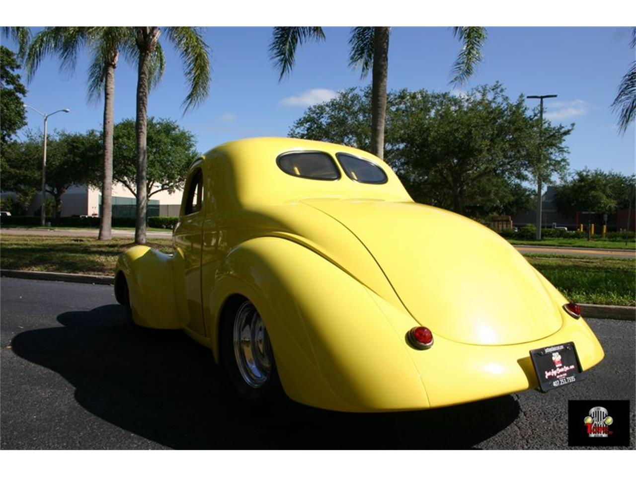 Large Picture of 1941 Willys Street Rod - $82,995.00 Offered by Just Toys Classic Cars - L901