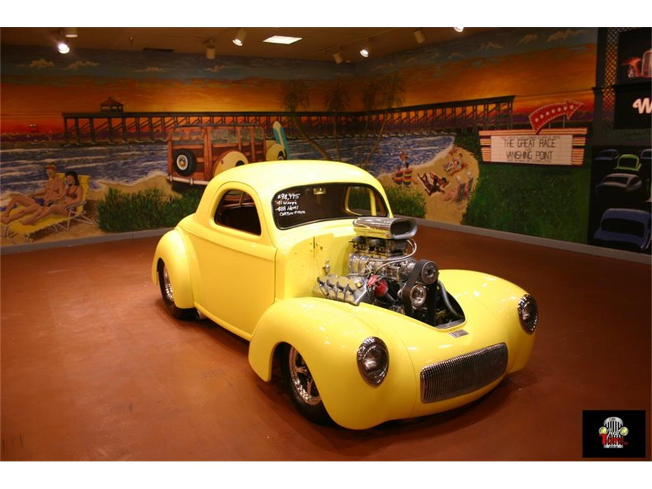 Large Picture of 1941 Willys Street Rod Offered by Just Toys Classic Cars - L901