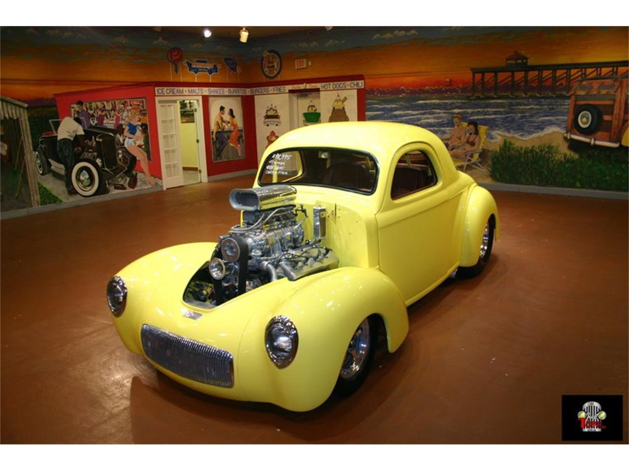 Large Picture of '41 Willys Street Rod located in Florida - L901