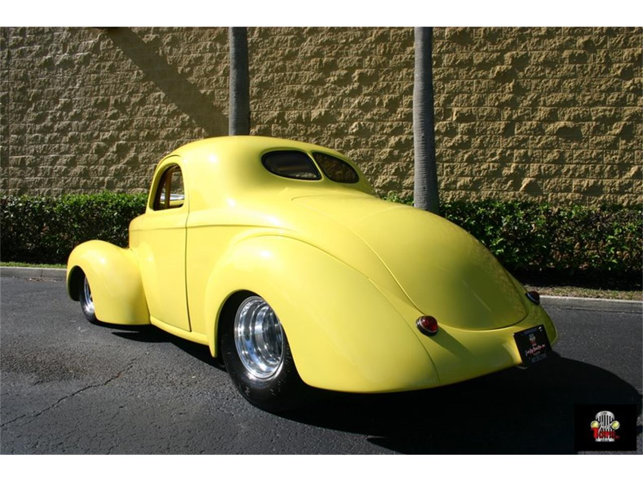 Large Picture of '41 Willys Street Rod Offered by Just Toys Classic Cars - L901