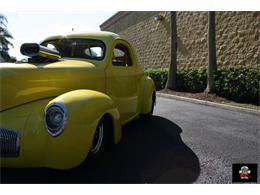 Picture of 1941 Willys Street Rod located in Orlando Florida Offered by Just Toys Classic Cars - L901