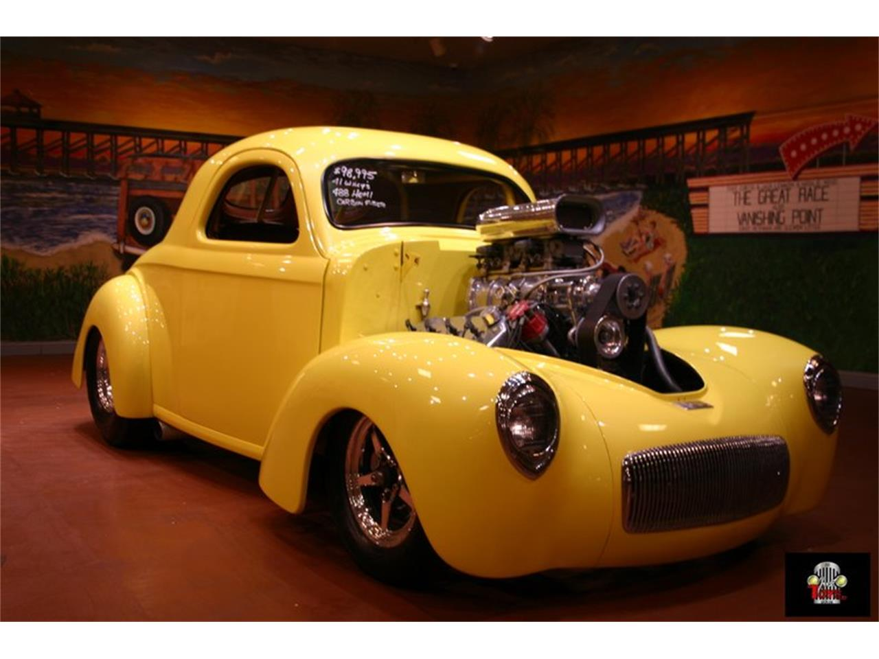 Large Picture of '41 Street Rod located in Florida Offered by Just Toys Classic Cars - L901