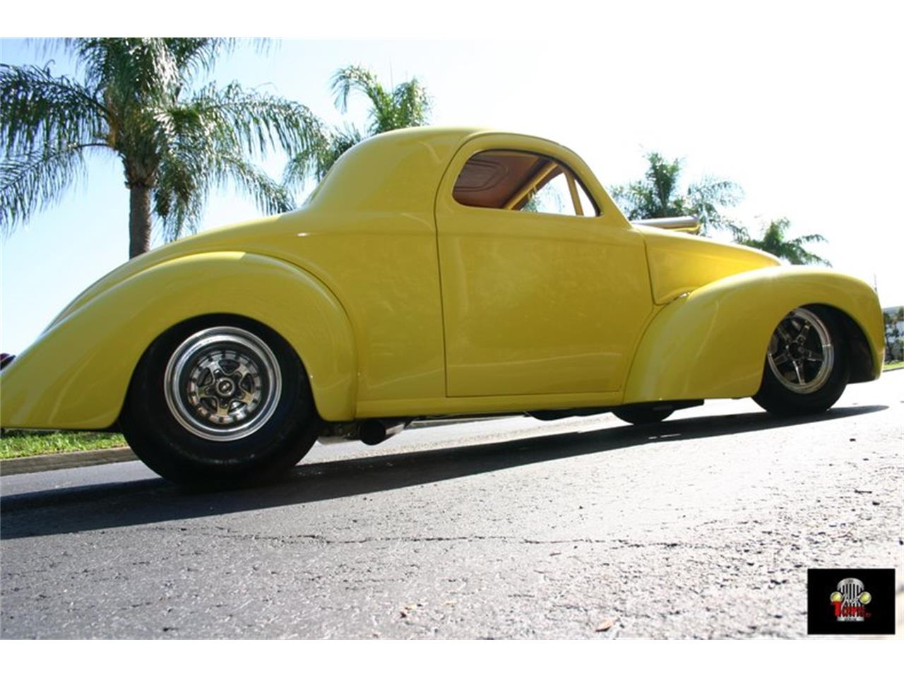 Large Picture of Classic 1941 Willys Street Rod - $82,995.00 Offered by Just Toys Classic Cars - L901